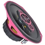 Ground Zero GZCF 7104XSPL -PINK EDITION-