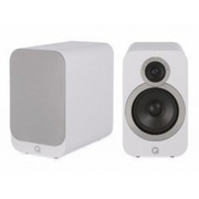 Q Acoustics Q3020i hylly/ jalustakaiutin pari